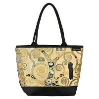 """Dámská taška Von Lilienfeld Gustav Klimt: """"Strom života"""""""