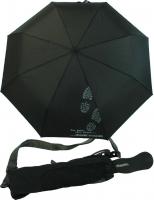 Trekingový deštník Doppler - černý