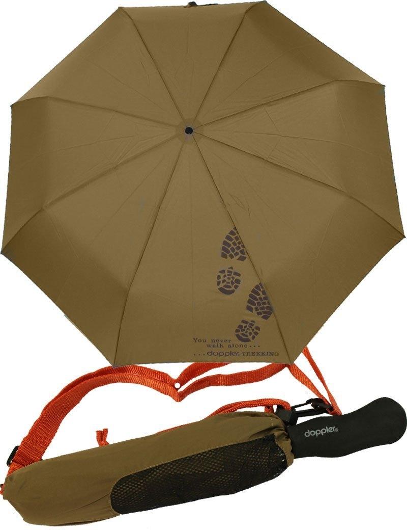 Trekingový deštník Doppler - olivový