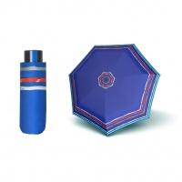 Doppler Lolita Mini RAJA - dámský skládací mini deštník modrá