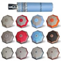 Doppler Magic Fiber STYLE 21 - dámský skládací plně automatický deštník vzor 1