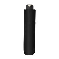Doppler Mini Carbonsteel černý - skládací mini deštník