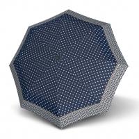Doppler Mini XS Carbonsteel NIZZA - dámský skládací deštník modrá