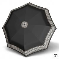 Doppler Magic Fiber AURORA - dámský skládací plně automatický deštník vzor 1