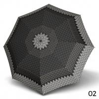 Doppler Magic Fiber AURORA - dámský skládací plně automatický deštník vzor 2