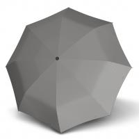 Doppler Magic Carbonsteel CHIC - dámský skládací plně automatický deštník šedá