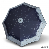 Doppler Magic Fiber CLASSIC 22 - dámský skládací plně automatický deštník vzor 7