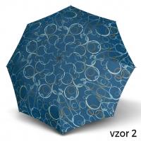 Doppler Magic Fiber GRAPHICS 22 - dámský skládací plně automatický deštník vzor 2
