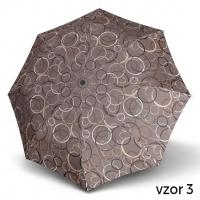 Doppler Magic Fiber GRAPHICS 22 - dámský skládací plně automatický deštník vzor 3
