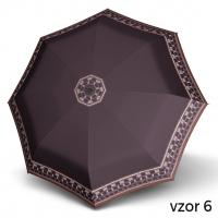 Doppler Magic Fiber GRAPHICS 22 - dámský skládací plně automatický deštník vzor 6