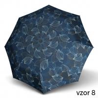 Doppler Magic Fiber GRAPHICS 22 - dámský skládací plně automatický deštník vzor 8