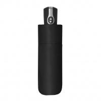 Doppler Magic XS Carbonsteel černý - dámský/pánský skládací plně automatický deštník