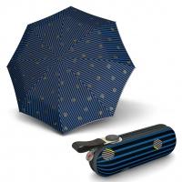 Knirps X1 Copenhagen Ocean - dámský skládací mini deštník