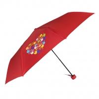 Derby Kid's Mini ruce - červený dětský deštník