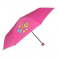 Derby Kid's Mini smile - růžový dětský deštník