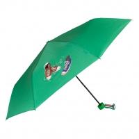 Derby Kid's Mini tenisky - zelený dětský deštník