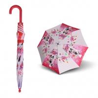 Doppler Doogy Candy - růžový dětský deštník