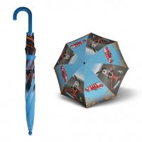 Doppler Doogy Firefighter - modrý dětský deštník