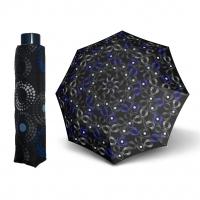 Doppler Mini Fiber SOFIA - dámský skládací deštník modrá