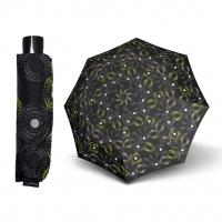 Doppler Mini Fiber SOFIA - dámský skládací deštník zelená