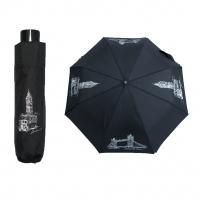 Doppler Mini Fiber London - dámský skládací deštník