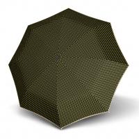 Doppler Magic Fiber LEONORA - dámský skládací plně automatický deštník žlutá