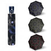 Doppler Magic Fiber SOFIA - dámský skládací plně automatický deštník modrá