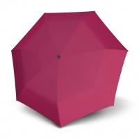 Doppler Mini XS Carbonsteel UNI 24 - dámský skládací deštník vínová
