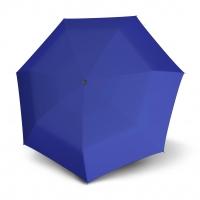 Doppler Mini XS Carbonsteel UNI 24 - dámský skládací deštník modrá