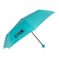 Derby Kid's Mini COOL - tyrkysový dětský deštník