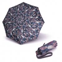 Knirps T.010 Small Manual Swan - dámský skládací mini deštník