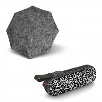 Knirps X1 NUNO Snow - dámský skládací mini deštník