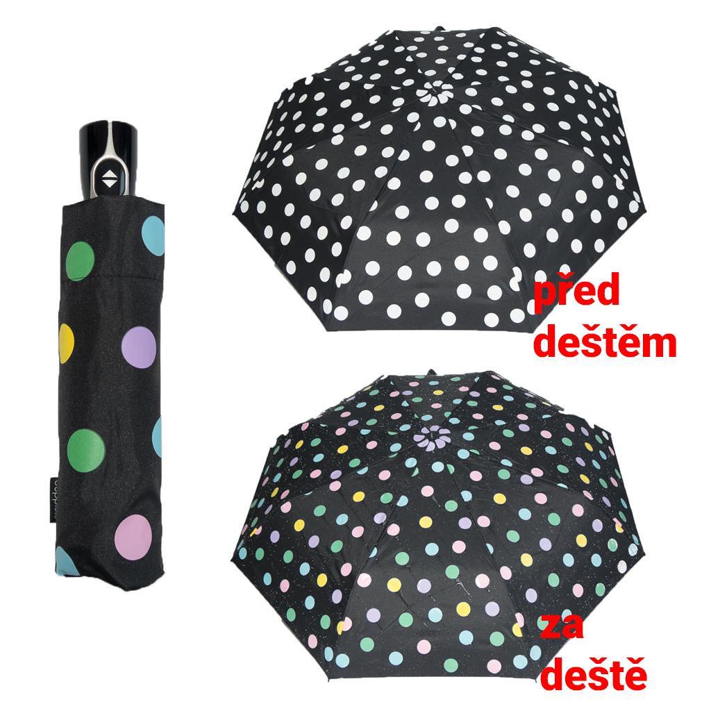 Doppler Magic Fiber MAGIC - dámský skládací plně automatický deštník