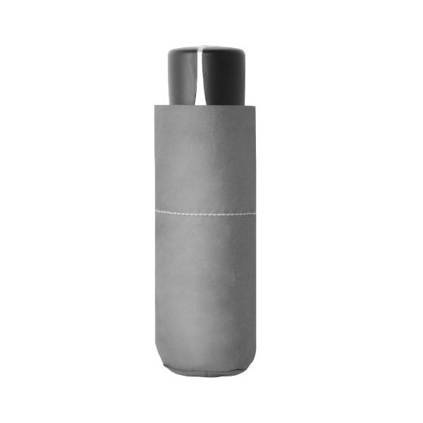 Doppler Mini Fiber Compact šedý - dámský mini deštník