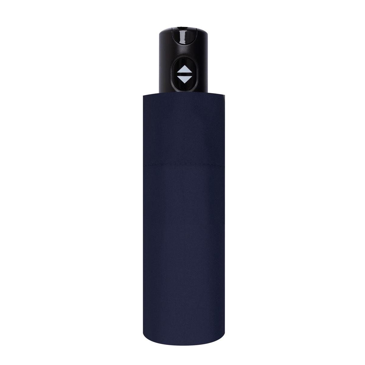 Doppler Magic XS Carbonsteel tmavě modrý - dámský/pánský plně-automatický deštník