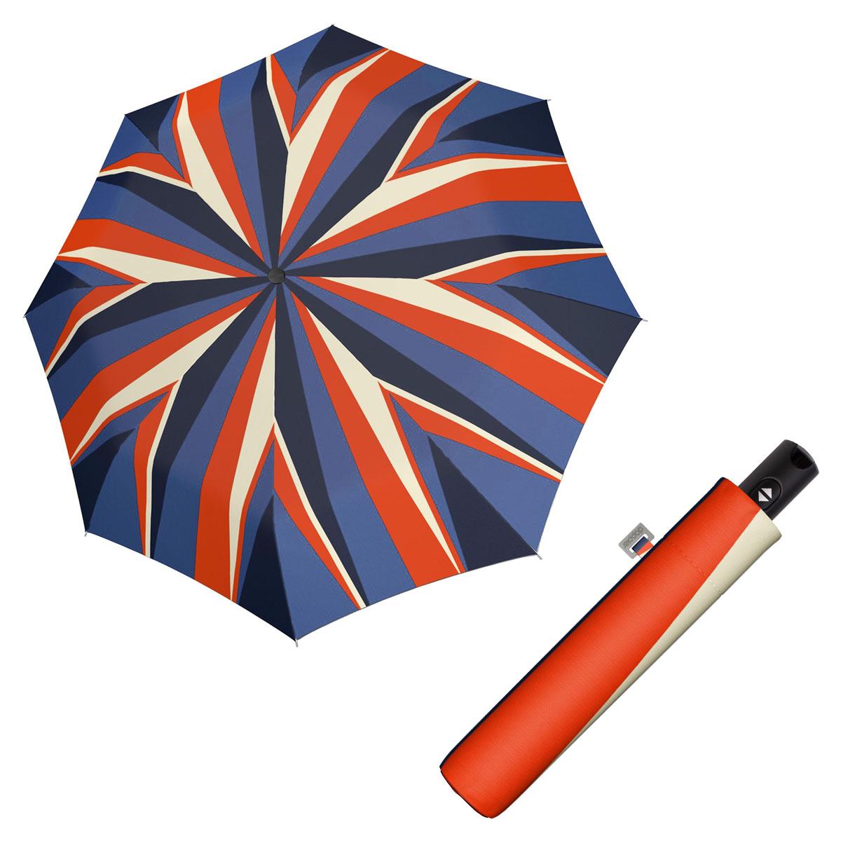 Doppler Magic Carbonsteel GLIMMER - dámský plně automatický deštník