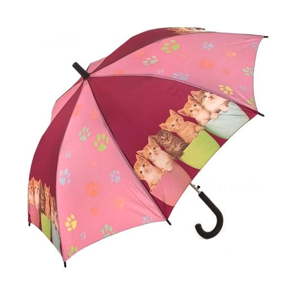 Doppler ART Collection Cat - dětský holový deštník