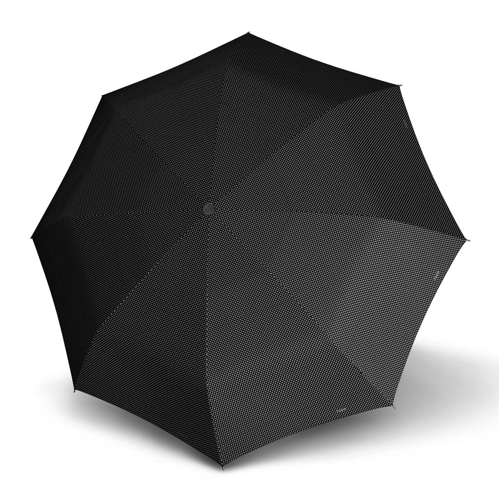 Doppler Magic Carbonsteel CHIC - dámský skládací plně automatický deštník černá