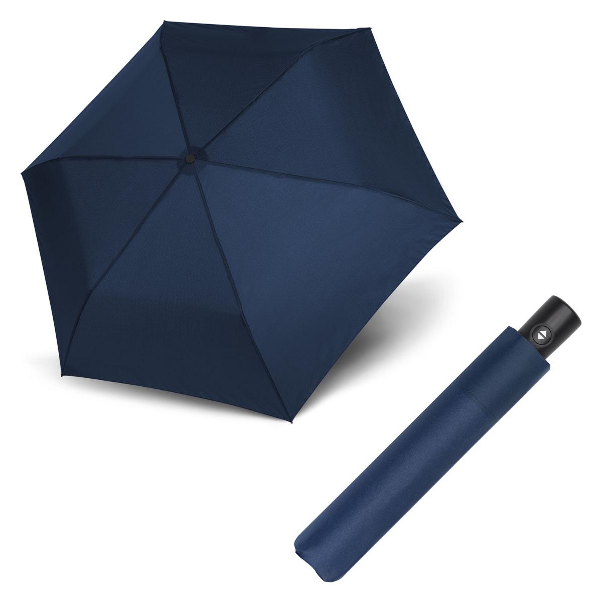 Doppler Zero Magic - dámský plně-automatický deštník tmavě modrá
