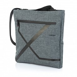 a1ec5d1ce5 Knirps Crossover Bag šedá - pánská crossbody taška