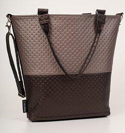 Dámská kabelka LUCINA Lux brown 3 1622b959aed